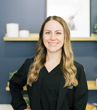 One of our dental assistants Kelly S.