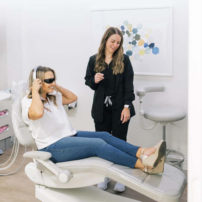Combining compassion and expertise for a comprehensive dental experience.